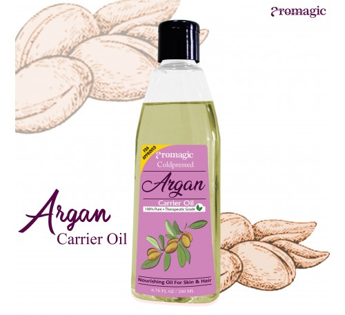 Aromagic Cold Pressed Argan Carrier oil