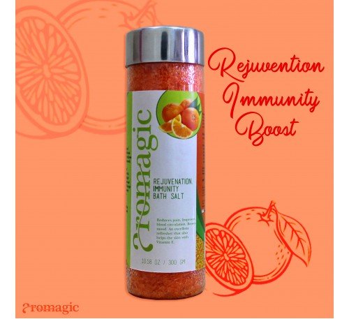 Rejuvenation and Immunity Boost Bath Salt
