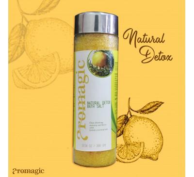 Natural Detox Bath salt
