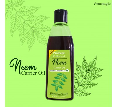 Coldpressed Neem Carrier Oil