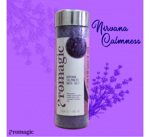 Nirvana Calmness Bath salt