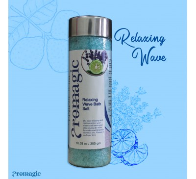Aromagic Relaxing Wave Bath Salt