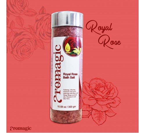 Aromagic Royal Rose Bath Salt