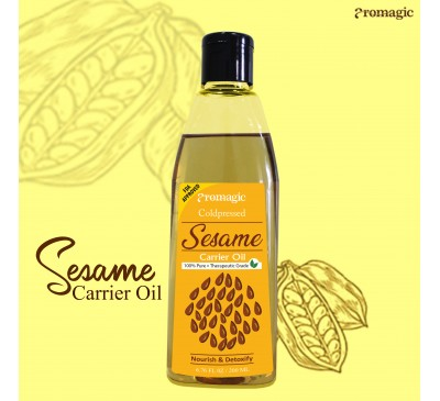 Coldpressed Sesame Carrier Oil