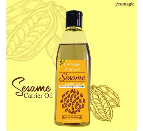Coldpressed Sesame Carrier Oil