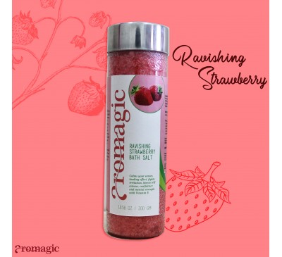 Ravishing Strawberry Bath salt
