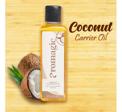 Coldpressed Coconut Carrier Oil