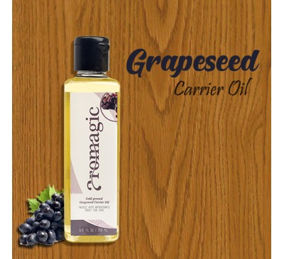 Coldpressed Grapeseed Carrier Oil